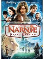 Narnie: Princ Kaspian DVD /Bazár/