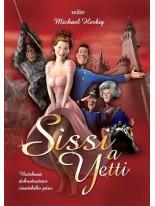 Sissi a Yetti DVD /Bazár/