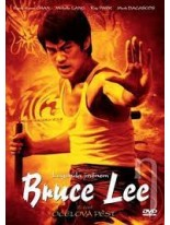 Bruce Lee Ocelová pěst DVD
