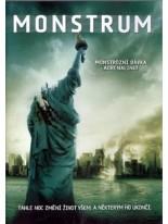 Cloverfield / Monstrum DVD