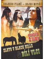 Zlato v Black Hills / Bílí vlci DVD