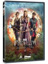 Princezna zakletá v čase DVD