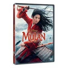 Mulan DVD