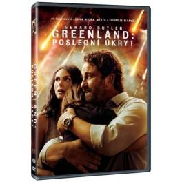 Greenland: Posledný úkryt DVD