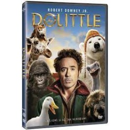 Dolittle DVD