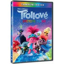 Trollovia: Svetové turné DVD