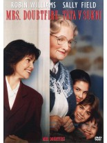 Mrs. Doubtfire - Táta v sukni DVD
