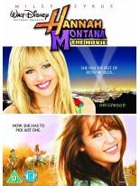 Hanna Montana Film DVD /Bazár/