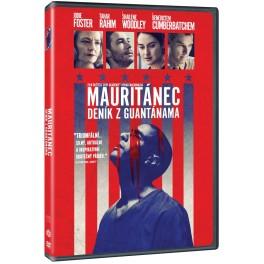 Mauritánec: Deník z Guantanama DVD