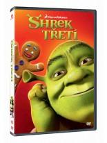 Shrek Tretí  DVD