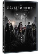Liga spravedlnosti Zacka Snydera DVD
