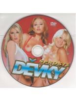Sprosté děvky /Bazár/ DVD je v obale bez originálnej potlače