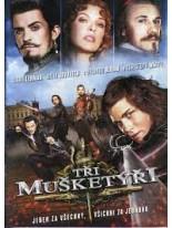 Tři mušketýři DVD /Bazár/