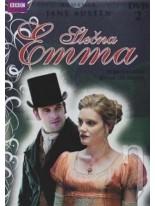 Slečna Emma 2 DVD