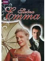 Slečna Emma 1 DVD
