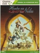 Honba za klenotem Nilu DVD