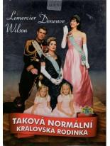 Taková normální královská rodinka DVD