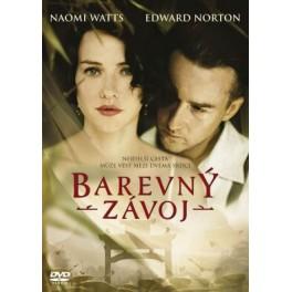 Barevný závoj DVD