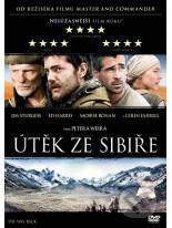 Útek ze Sibíře DVD /Bazár/