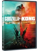 Godzilla vs. Kong DVD
