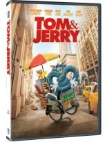 Tom a Jerry DVD