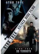 Star Trek + Star Trek Do temnoty (Kolekcia 2 filmov) 2 DVD