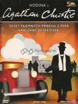 HODINA S AGATHOU CHRISTIE /1-5/-DVD