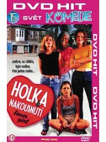 HOLKA K NAKOUSNUTÍ - DVD