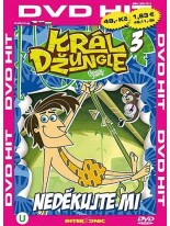KRÁĽ DŽUNGLE 3 - DVD