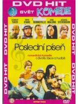 POSLEDNÍ PÍSEŇ - DVD