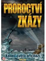 Proroctví zkázy - DVD