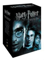 Harry Potter Kolekcia roky 1 - 7 16 DVD