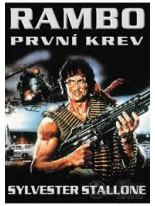 Rambo Prvá krev DVD