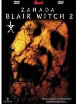 Záhada Blair Witch 2 DVD