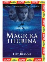 Magicka hlubina DVD