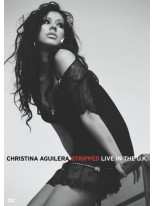 Christina Aguilera: Stripped Live in the UK DVD