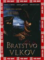 Bratrstvo vlků DVD