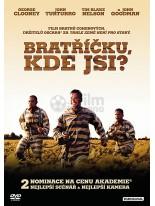 Bratříčků, kde jsi? DVD