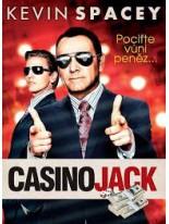 Casino Jack DVD /Bazár/