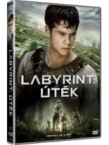 Labyrint: Útek DVD