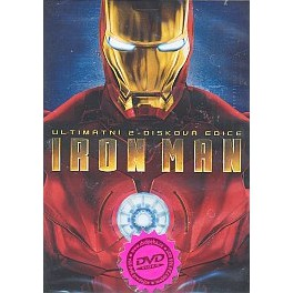 Iron Man (2 disková edice) DVD /Bazár/