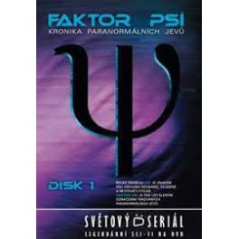 Faktor PSI 1. disk DVD