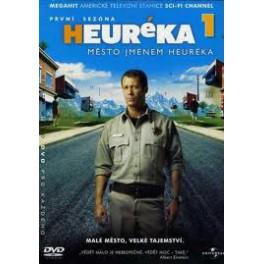 Heureka Město divů 1 DVD