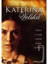 Kateřina Veliká DVD
