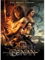 Barbar Conan DVD /Bazár/