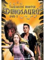 Tajemství nových dinosaurů 1 disk  DVD