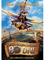 Cesta kolem světa za 80 dní DVD