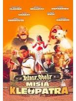 Asterix a Obelix Misia Kleopatra DVD