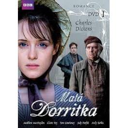 Malá Dorritka 1.disk DVD