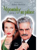 Sidney Sheldon : Vzpomínky na půlnoc 2 DVD